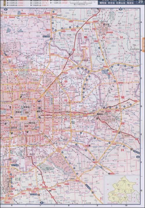 吉林省全图 吉林省公路里程表