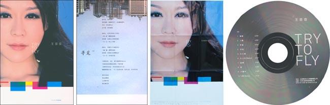 王菲菲:try to fly(cd+dvd)