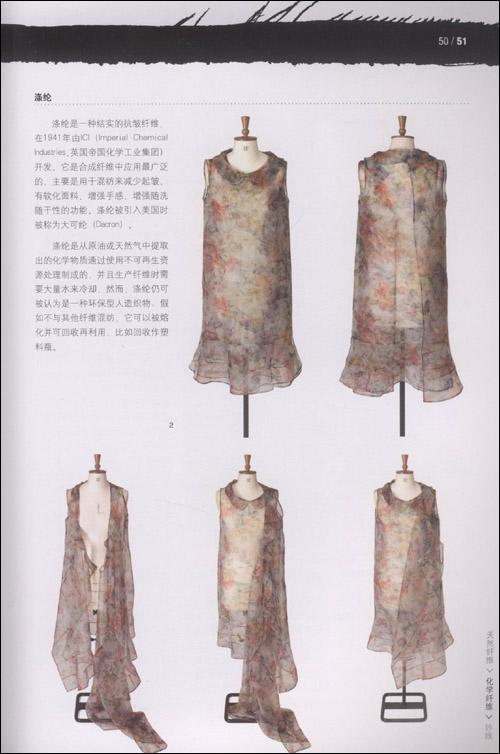 时装设计元素:面料与设计