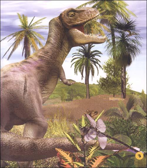 最凶猛最温顺的恐龙(注音版) [平装]