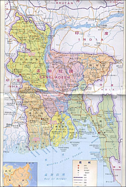 尼泊尔 不丹 斯里兰卡 马尔代夫 孟加拉国