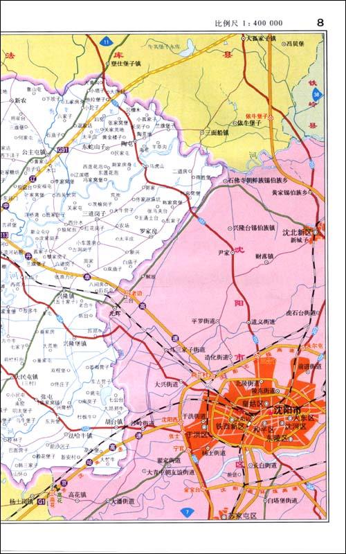葫芦岛绥中丹东地图