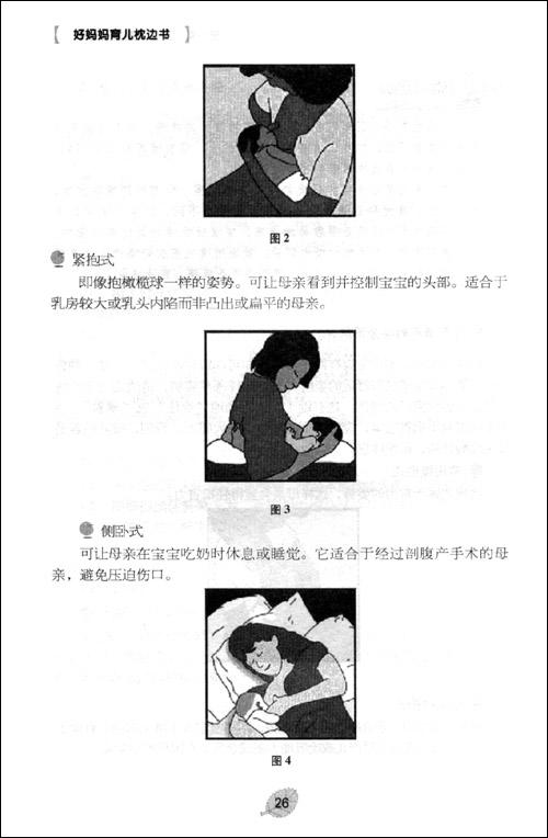 好妈妈育儿枕边书:0-6岁婴幼儿成长完全手册