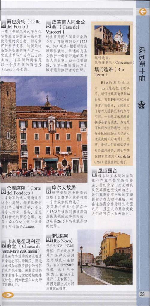 TOP10•威尼斯