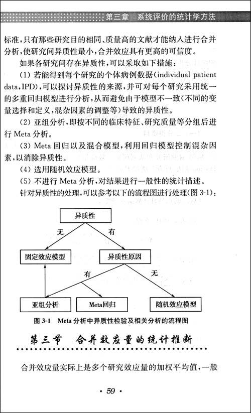 系统评价指导手册