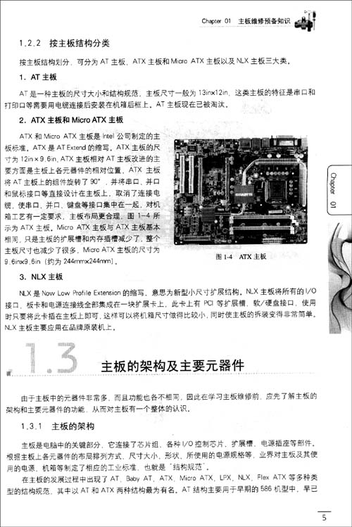 门电路芯片内部结构