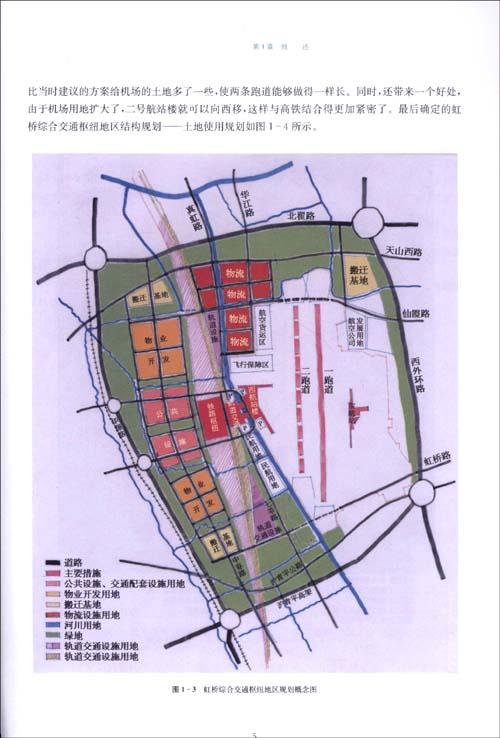 《上海航空枢纽发展战略规划》的要求和功能定位,2005年虹桥国际机场