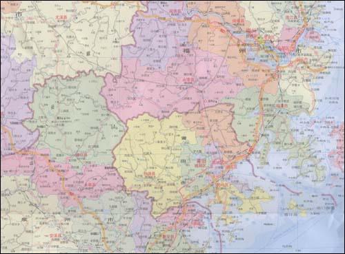 福建省地图册(星球61新版):亚马逊:图书
