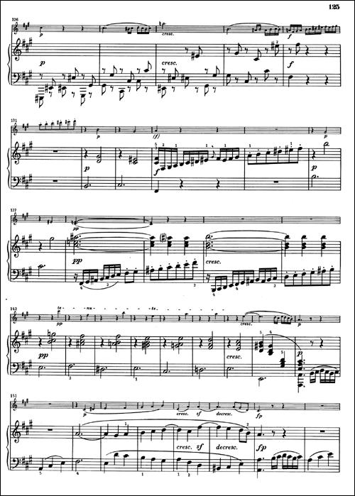 贝多芬小提琴奏鸣曲全集 钢琴与小提琴 原始版 套装3册