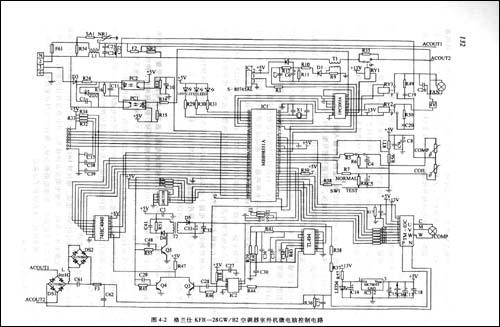 轻松解读新型变频空调器控制电路与速修技巧