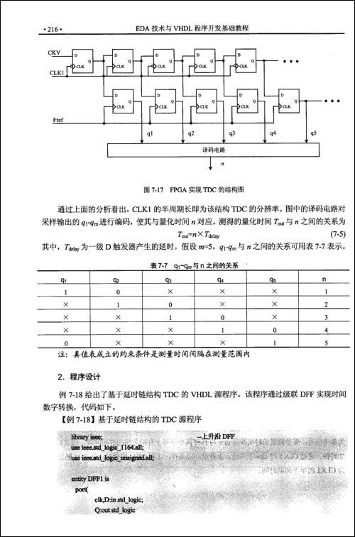 eda技术与vhdl答案_eda技术与vhdl程序开发基础教程/雷伏容-图书-亚马逊