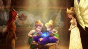 奇妙仙子与失落的宝藏(DVD9)<br>