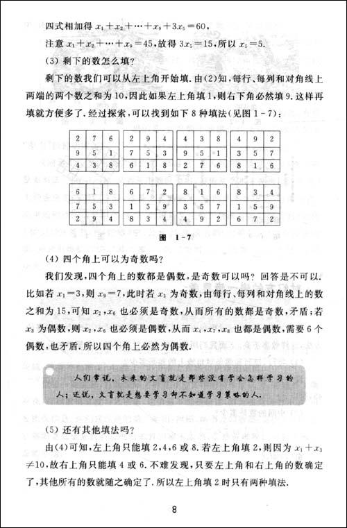 王金战教你玩转数学:数学是怎样学好的