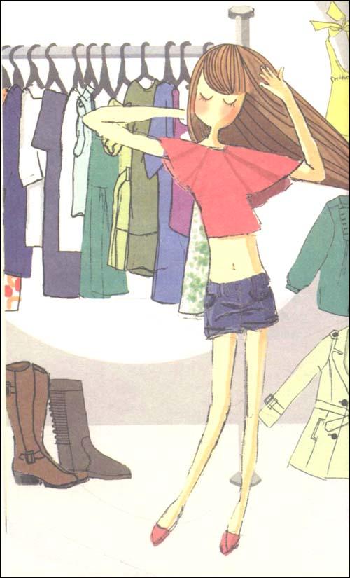 奔跑吧!公主:魅力女孩的完美进化手册