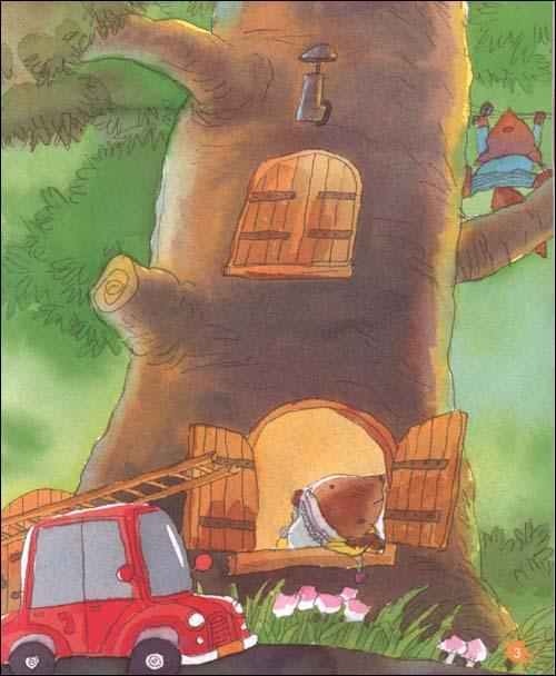 笨小熊的魔力电话