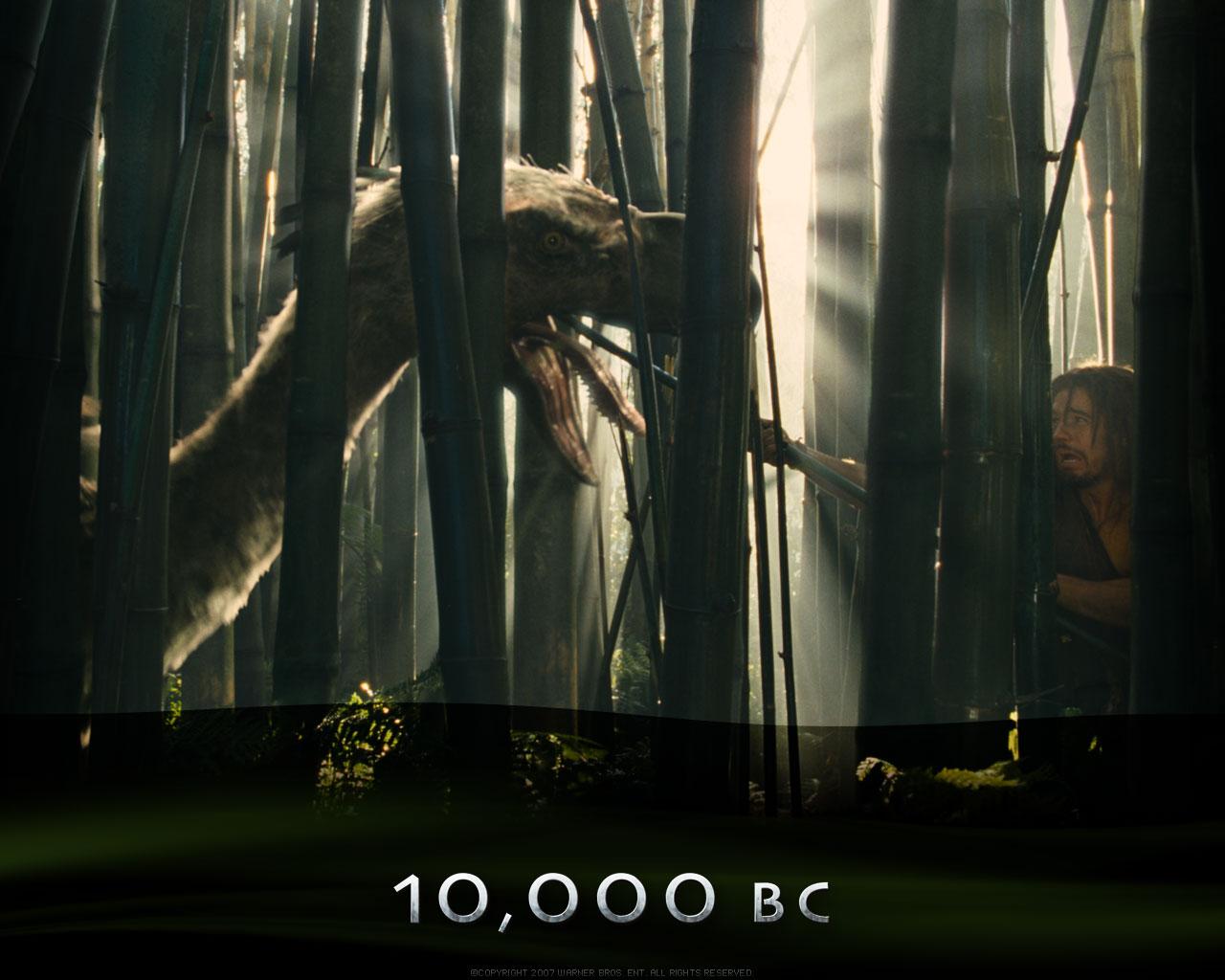 电影 剧情          《史前一万年》讲述曾在《独立日》中让ufo入侵
