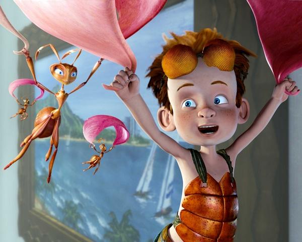 电影别惹蚂蚁_电影 奇幻           《别惹蚂蚁》讲述假如你变得和蚂蚁一样小,世界