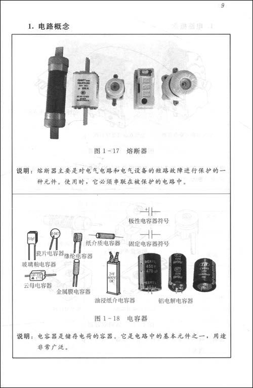 旋转磁场  4.三相异步电动机的工作原理  5.电动机的接线  6.