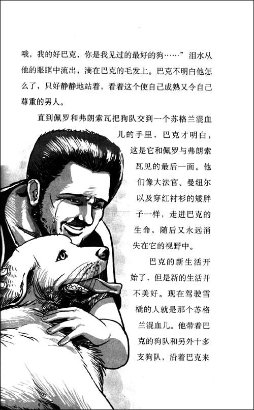 新语文课外书屋61动物小说大师系列:荒野的呼唤