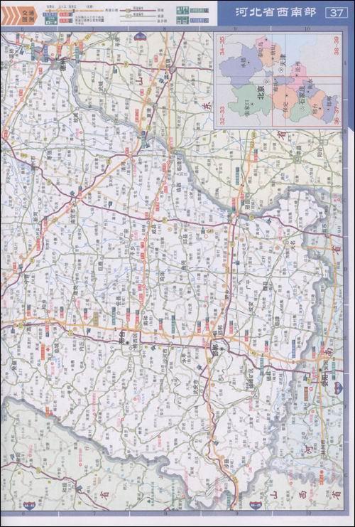盐城旅游手绘地图
