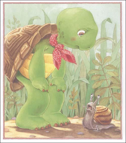 《小乌龟富兰克林系列:快点儿!富兰克林》 波莱特