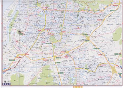 地图集/山东省地图