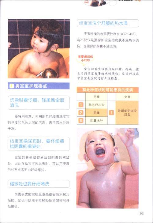 育婴师妈妈的小儿日常照顾经