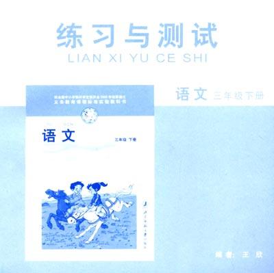 特级教师辅导:语文三年级下册(6vcd 北师大版)