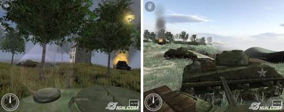 游戏特色 游戏操作上手简单,战争情节刺激猛烈。 逼真的战争场面,炮火、矿山、障碍物、各种暴炸场景使你有如身临其境。 为了你的国家安全、世界和平而战,摧毁纳粹的坦克,装甲,机关枪,步兵团 玩家可以选择广泛的游戏场地,各种风格的建筑类型。 游戏提供二战中各种坦克型号使得游戏更加引人入胜,使你成为坦克狂热爱好者。 由你操控M4谢尔曼坦克部队,并且可以挑选装配各种武器和弹药。 游戏共分5 难易级别,30个战斗任务,全方位体验战争过程中进攻、护卫、防御、援救等多项任务。 游戏中许多特效场景,使场面环境