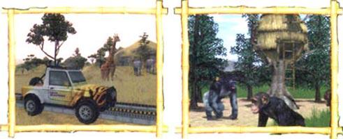 野生动物园大亨2(普及版)(cd-rom)-游戏/娱乐-亚马逊