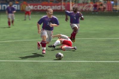 2006FIFA世界杯引进了一种被称作全面挑战的新游戏方式,即...