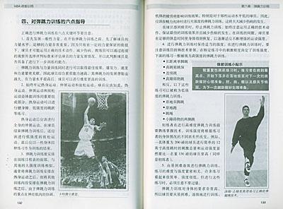 NBA体能训练:专家设计的122项练习