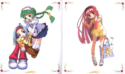 王俊健,出版著作:《手绘美少女画法》,《可爱多卡通画法》.