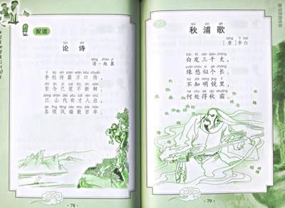 小学生必背古诗词80首平装–2006年5月1日