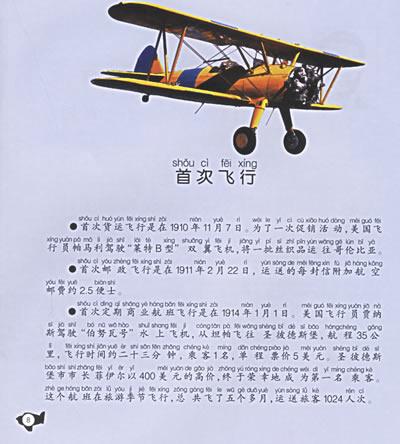 模型飞机飞行调整原理(图)