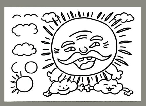 最新幼儿实用简笔画高级 学绘画 学汉字 学拼音