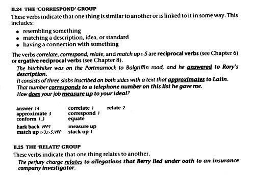 柯林斯COBUILD英语词典系列•柯林斯COBUILD英语语法句型1:动词