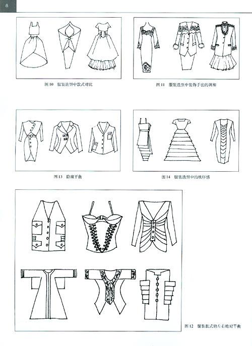 时代科技发展的产物     二,  服装设计的目的     三,  服装设计的美图片