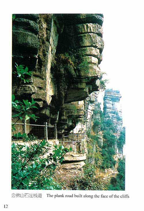 重庆国家级旅游风景区图典:金佛山(重庆国家级旅游风景区图典)