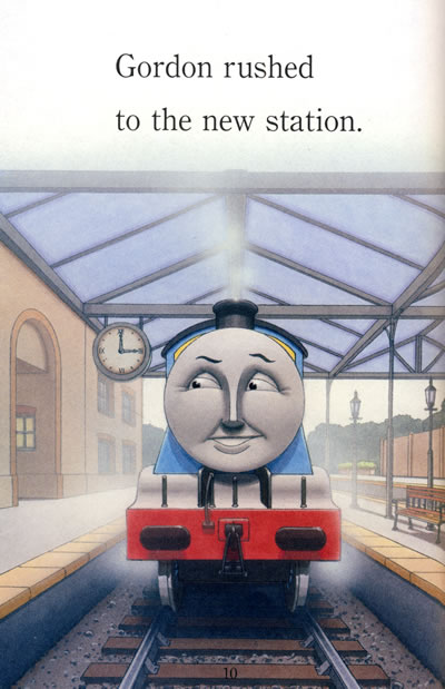 Thomas and Friends: Gordon's New View