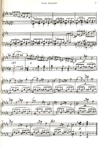 《舒伯特5首早期钢琴奏鸣曲》