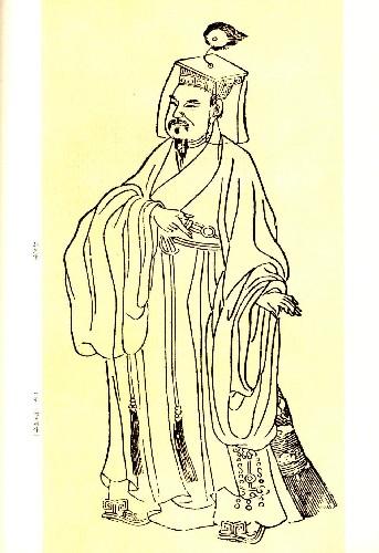 中华美食手绘图