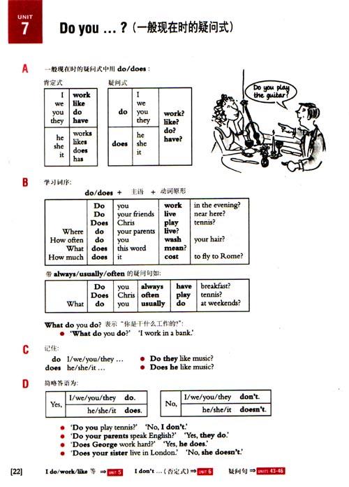 """剑桥""""英语在用""""丛书:剑桥初级英语语法"""