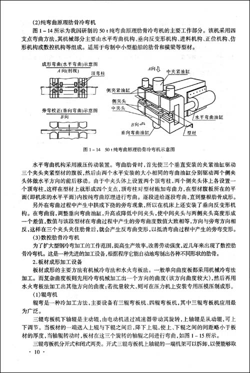 船体腹板结构图