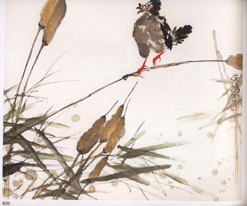 写意八哥画法/中国画技法丛书(中国画技法丛书)