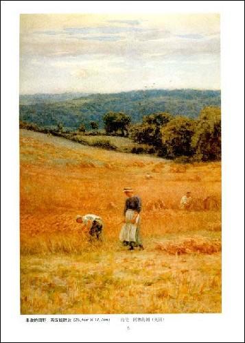 描写田园风光的画 描写田园风光的画 描写田园风光手抄报高清图片