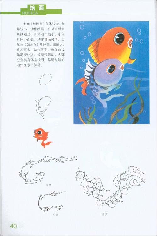 动物拟人简笔画 - 动物拟人简笔画