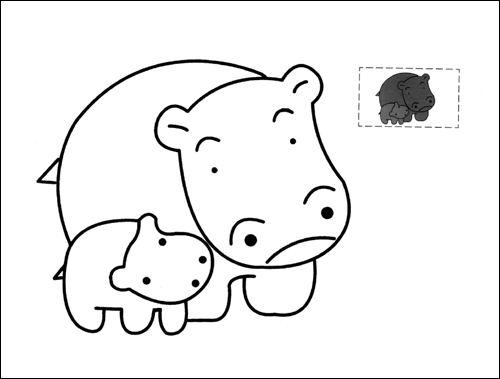 海边动物画画_风景520