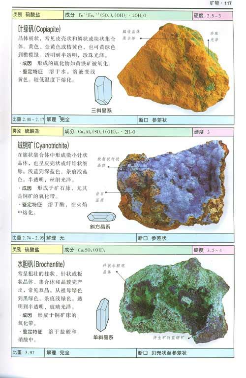 经典图鉴珍藏:《岩石与矿物》
