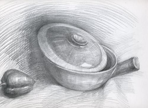 临摹-素描静物:器皿篇平装–2007年5月1日